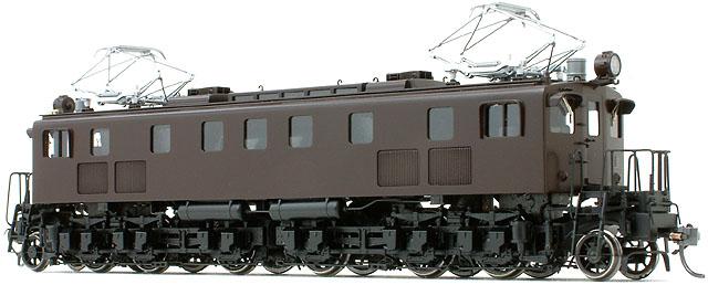 EF15 標準 画像  EF15 標準型 在庫表へ  天賞堂 国鉄EF15 標準型