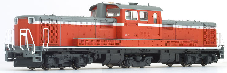 Diesel >> カトー HOゲージ(16番) DD51暖地形